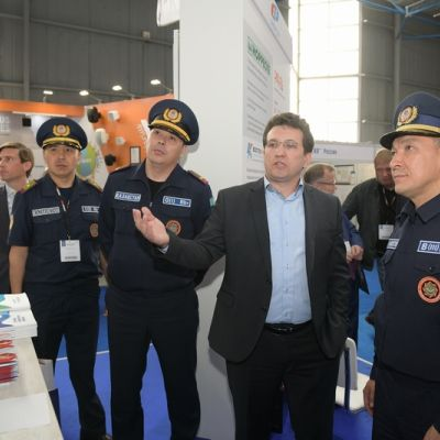 Key solutions for security systems presented at Securex Kazakhstan 2019 exhibition